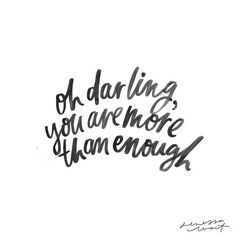 You're enough just as you are right now If there's one thing this weekend has made clear it's that it's women's time to rise. Wasting your precious energy on dieting hating your body or continuing an unsustainably stressed out and busy lifestyle just isn't going to cut it - we've got a patriarchy to smash and that needs us fully charged up and ready to go not half starved and hating ourselves. I saw a sign my friend took to a march that said 'dieting is the most potent political sedative in…