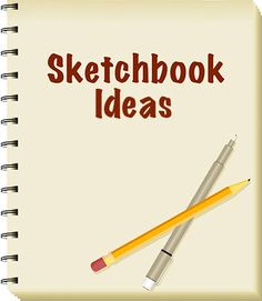 Huge list of sketchbook ideas for high school art students Sketchbook Prompts, Sketchbook Assignments, Art Sketchbook, Middle School Art, Art School, School Stuff, Drawing Lessons, Art Lessons, High School Art Projects