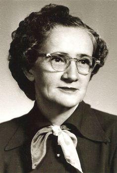 Margaret Adeline Barfield Paschall, 1950's Bridgeport, Texas