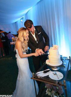 Lauren Conrad's Wedding Pictures 2014   POPSUGAR Celebrity