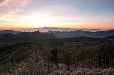 #Canarias #CanaryIslands #GranCanaria Roque Nublo by Aday  Almeida Falcón on 500px