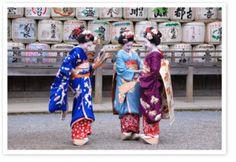 japanese geisha1 Inspirasjon til japansk kostyme