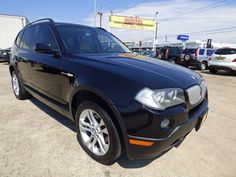 Luxury for Less! Enjoy Being the Envy of Everyone in This  2008 #BMW #X3 3.0si #AWD #SUV with a Panorama Sunroof, Just 88K & a Clean CARFAX Now Only $8,998! -- http://www.hertelautogroup.com/2008-BMW-X3/Used-SUV/FortWorth-TX/9385537/Details.aspx  #bmwx3 #luxurysuv #allwheeldrive #safecar