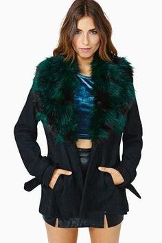 MinkPink Narnia Coat