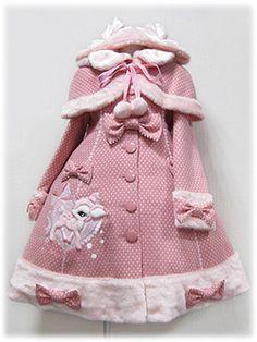 Angelic Pretty - Milky-chan Coat