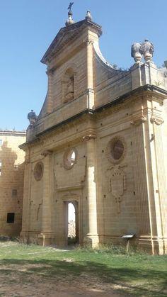 Monasterio Nuestra Señora de Gracia. La Fresneda. Teruel
