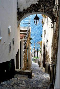 Praiano - Campania, Italy