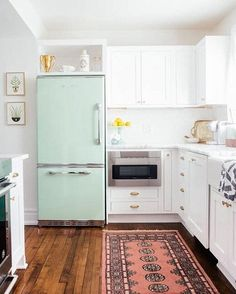 "2,418 Likes, 26 Comments - Apartment Therapy (@apartmenttherapy) on Instagram: ""After a year-long renovation process, see how this New Yorker transformed an 1890s Michigan house…"""