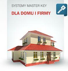 Systemy Master Key dla domu i firmy
