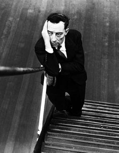 potentideas:    Tragedy is a close-up; comedy, a long shot - Buster Keaton