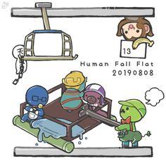 Human Fall Flat, Twitter