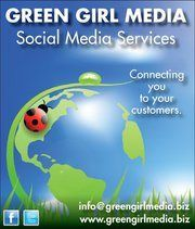 Green Girl Media, LLC is a digital marketing company that will help you manage all our social media marketing. info@greengirlmedia.biz #SoMe #socialmedia #digital #marketing