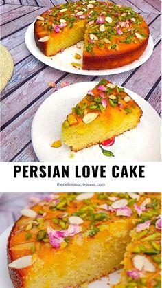 Persian Desserts, Persian Food Recipes, Iranian Desserts, Indian Food Recipes, Ethnic Recipes, Middle East Food, Middle Eastern Desserts, Iranian Food, Iranian Cuisine