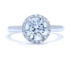 engagement ring from Ascot Diamonds