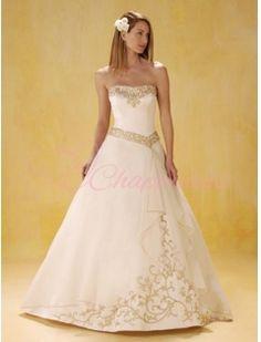 elegant gergeous wedding dress