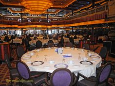 Carnival Paradise Photos Paradise Pictures Images Pics Custom Carnival Cruise Dining Room Menu Inspiration Design