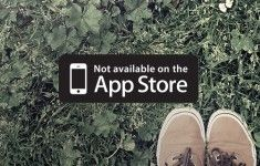Not on the App Store