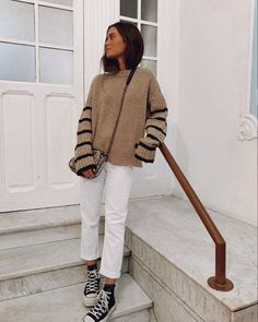 Fall Winter Outfits, Autumn Winter Fashion, Summer Outfits, Lazy Fall Outfits, Looks Street Style, Looks Style, Look Fashion, Fashion Outfits, 70s Fashion