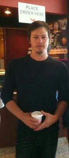 I'd like one Norman Reedus to go please