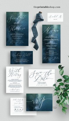 Dreaming of a cosmic wedding to celebrate a love that is much bigger than yourself? These constellation wedding invitations and table decor designs are in vogue right now and are express shipped world wide! Shop now or pin for later Galaxy Wedding, Wedding Invitation Suite, Digital Invitations, Say Hello, Constellations, Wedding Centerpieces, Cosmic, Jazz, Celebrations