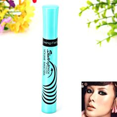 High Quality Fashion Long Lasting Cylindric Design Thick Eyelash Volume Mascara can be purchased from #RoseWholeSale Online Store with Promotional Coupons and Vouchers.