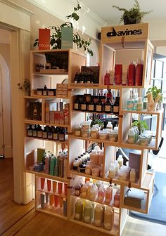 We love our Davines Line! In all of Nanaimo, Davines is only available at Maffeo…