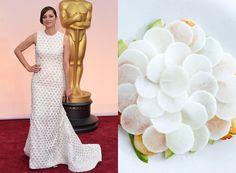 18 Oscars Looks That Reminded Us of Our Recipes Slideshow - Bon Appétit  Bon Appétit
