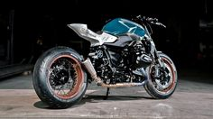 VTR custom BMW streetfighter / Cafe racer