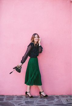25 Chic Holiday Outfits to Copy from Street Style Stars   Christmas + NYE  Fashion Ideas e6833309517