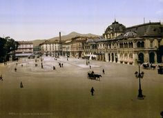 Place Masséna - 1895.