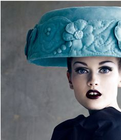 Dior Haute Couture collection spring-summer 2008, photographer-Patrick Demarchelier