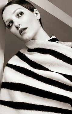 Vogue Italia July 2014 | Josephine Le Tutour, Ine Neefs + Mais por Craig McDean [Editorial]