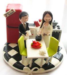 Oficina do Biscuit - http://www.casamentos.com.br/bolo-casamento/oficina-do-biscuit--e110832