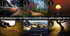 Select a Path from the image above and see how you fare your own way in life! The Path You Choose Reveals Your Life Philosophy Psychic Abilities Test, Psychology Quiz, Modern Novel, Choose Your Life, Sense Of Sight, Dreams And Visions, Les Religions, Mystique, Life Philosophy