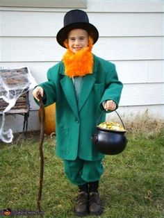 Leprechaun - Halloween Costume Contest