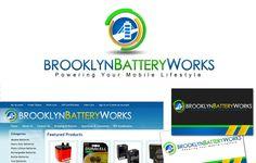 Logo Design for Innovative Battery Company by yujie