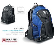 Pinnacle Laptop backpack #laptopbag #backpack #laptopbackpack #computerbag #computerbackpack #brandedbags #corporategiftbags #corporategifts