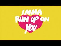 Major Lazer - Run Up (feat. PARTYNEXTDOOR & Nicki Minaj) (Official Lyric Video) - YouTube