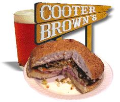 Cooter Brown's Tavern, Grill & Oyster Bar - A New Orleans Classic!