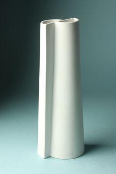 The Surrea vase designed by Wilhelm Kåge for Gustavsberg, (Sweden), 1940's.