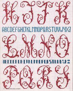 Gallery.ru / Фото #14 - Le idee di Susanna - Enciclopedia degli alfabeti…
