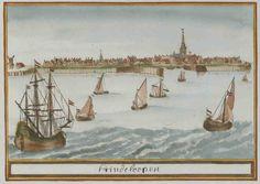 1710-1735. Schoemaker Atlas: Friesland, Hindeloopen Dutch Netherlands, Van, Art Paintings, The Nederlands, Painted Canvas, Vans, Painting Art, Art Drawings, Vans Outfit