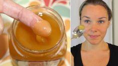 Você nunca vai pôr o pé em um salão de beleza: Basta misturar estes dois ingredientes e aplique no rosto por 15 minutos. Inacreditável!