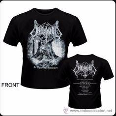 Camiseta de chico M/C del grupo Unleashed - As Yggdrasil Trembles - Talla M