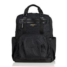 TWELVElittle Unisex Courage Backpack - Black