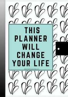 Focus on 20 crucial areas of our life and reform it today with the Ultimate Design A Life Planner. #goals #lifeplanner