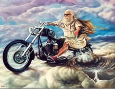 It's not a David Mann but it is definitely cool Auf Wolke 7 Harley Davidson Logo, Harley Davidson Motorcycles, Motorcycle Art, Bike Art, Dibujos Pin Up, David Mann Art, Drawn Art, Biker Quotes, Harley Bikes