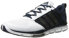 Adidas Performance Men's Speed Trainer 2 Training Shoe -  Lightweight shoe designed for baseball training featuring air mesh upper with synthetic overlays and grid under layer.