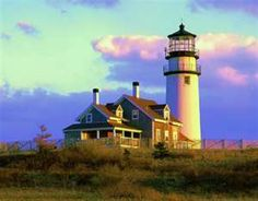 Cape Cod Lighthouse, Mass.