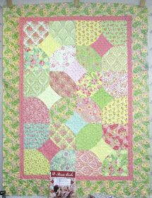 Hand Quilter: 10-Minute Block Quilt